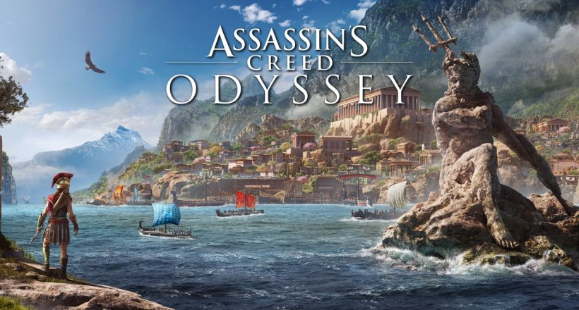 Assassin's Creed Odyssey out now