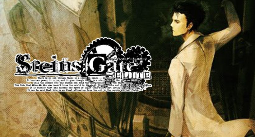 Steins;Gate Elite Limited Edition Release
