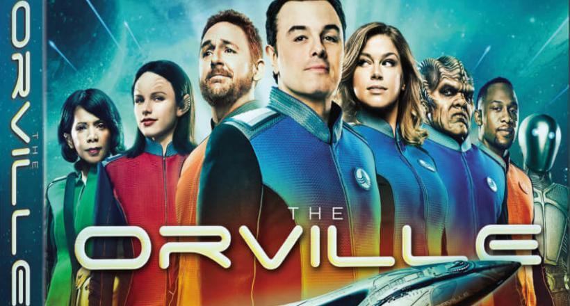 The Orville Staffel 1 Gewinnspiel gewinnen kostenlos