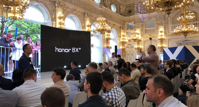 Honor 8X Launch