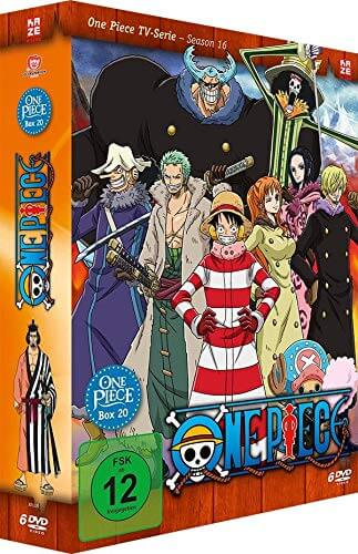 One Piece Box 20 Test