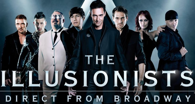 The Illusionists - Die Broadwayshow Wien 2019