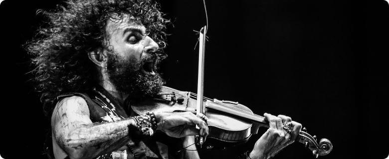 Ara Malikian The Royal Garage World Tour Deutschland Tour Stopps