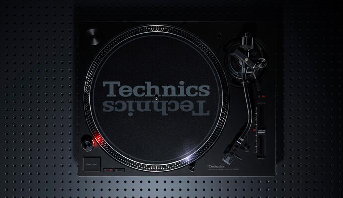 Technics SL-1210MK7 Ces 2019