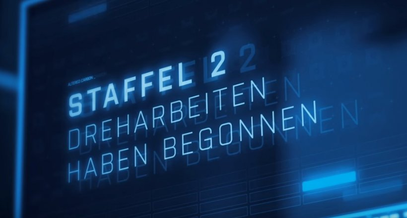 Altered Carbon Season 2 Teaser Cast