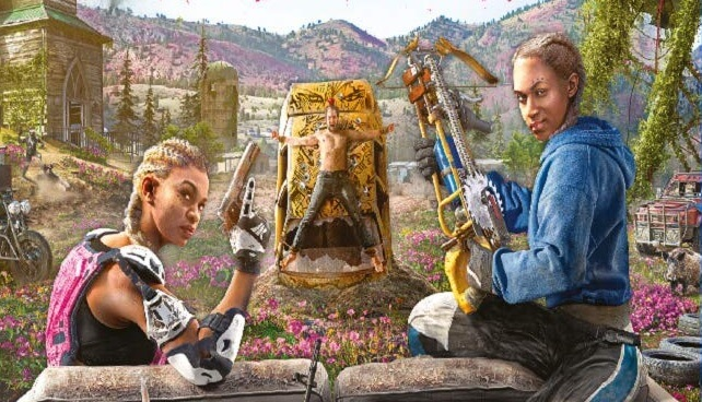 Far Cry New Dawn Launch Trailer