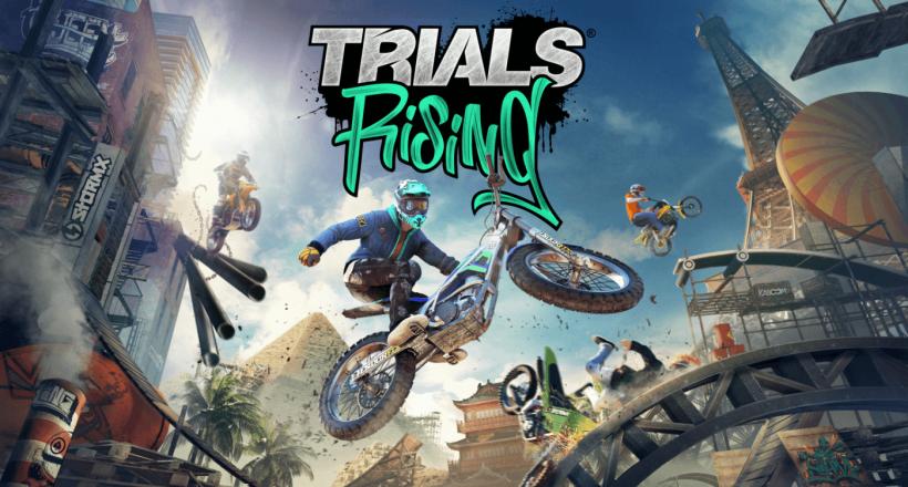 trials rising fanpaket gewinnspiel gewinnen kostenlos gratis