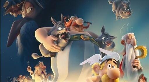Asterix und das Geheimnis des Zaubertranks DVD Bluray