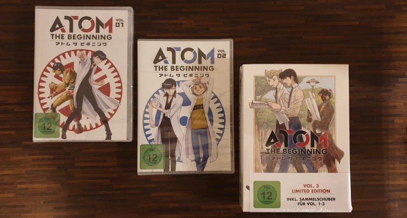 Atom: The Begining Gewinnspiel gratis kostenlos gewinnen verlosung