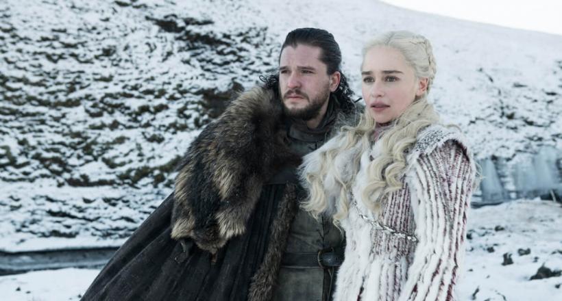Game of Thrones Trailer - Daenerys Targaryen & Jon Snow