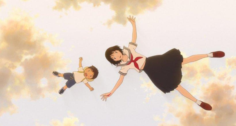 Mirai - Das Mädchen aus der Zukunft Kinostart Wann Anime
