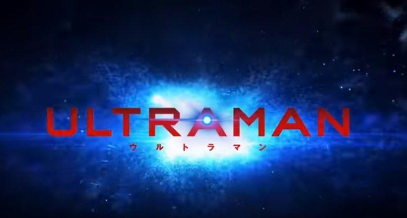 Ultraman Netflix Anime Trailer Starttermin