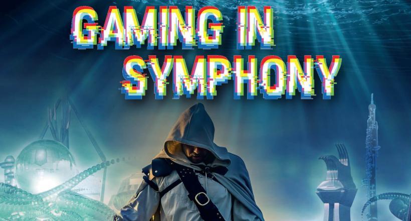 Gaming in Symphony Blu-ray Cover Gewinnspiel Verlosung