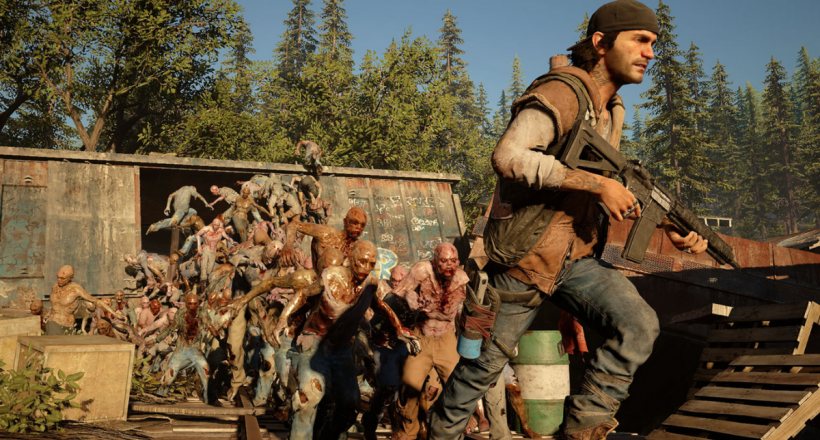 Days Gone Nero Checkpoints