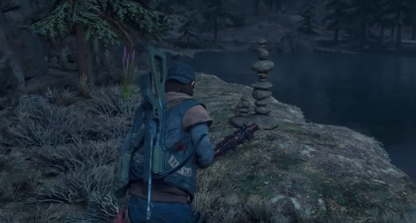 Days Gone Anarchisten Steinhaufen Video Guide