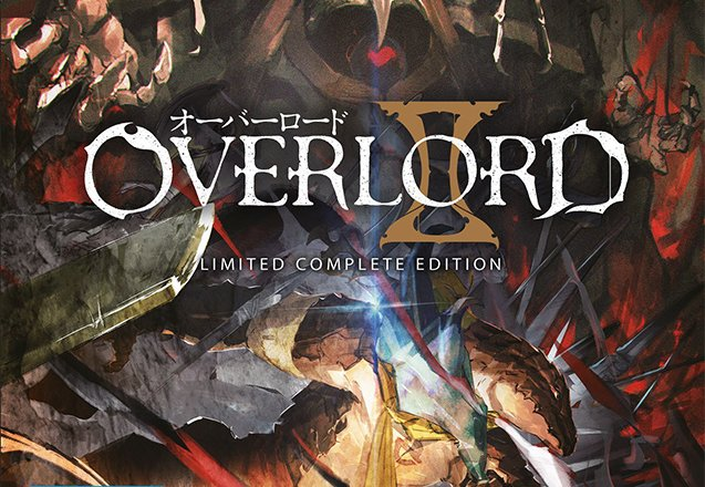 Overlord Season 2 DVD Blu-ray Start Deutsch