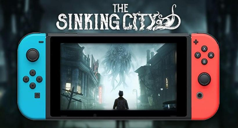E3 2019 The Sinking City Switch