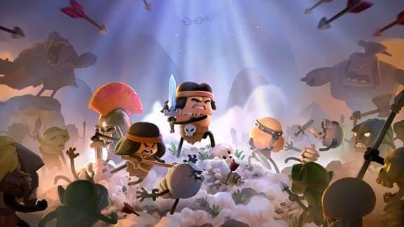 Conan Chop Chop E3 2019 Reveal
