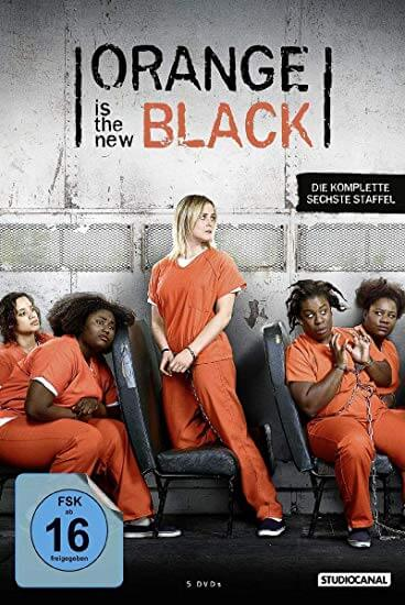 Orange is the new Black Season 6 DVD-/Blu-ray-Start