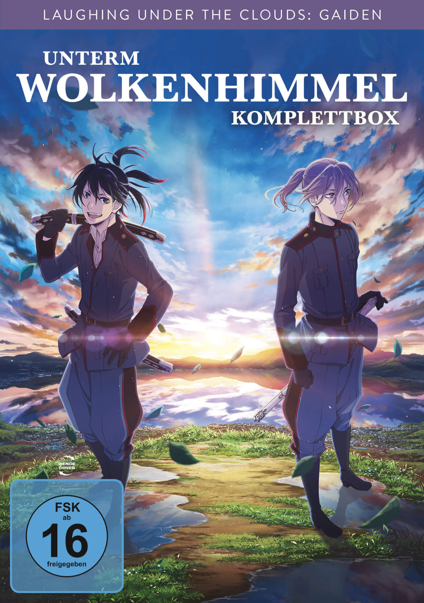 Laughing Under the Clouds: Gaiden Komplettbox