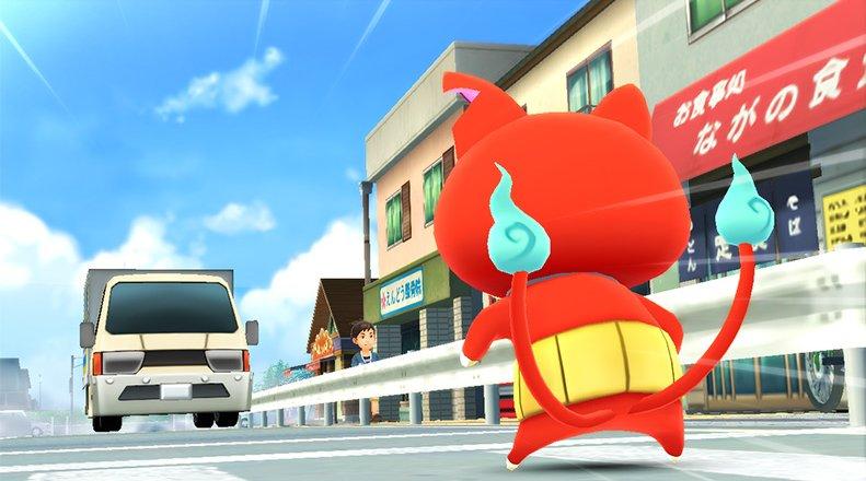 Yo Kai Watch Switch