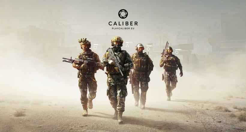 gamescom 2019 Caliber