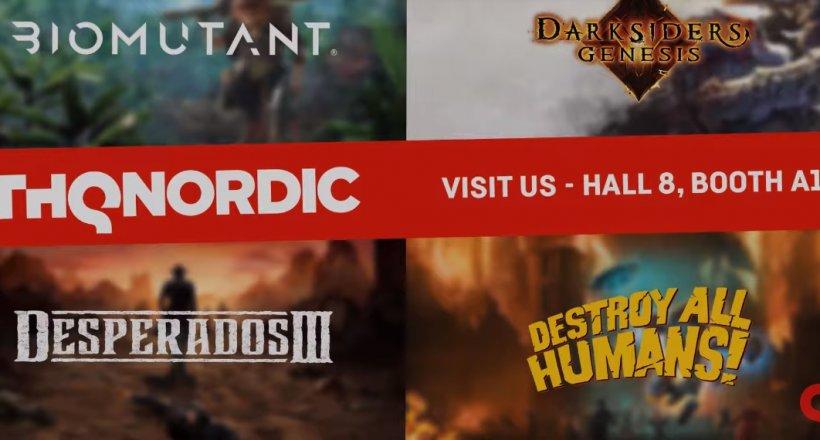 gamescom 2019 THQ Nordic