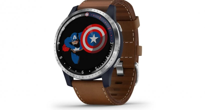 Garmin Legacy Hero Marvel