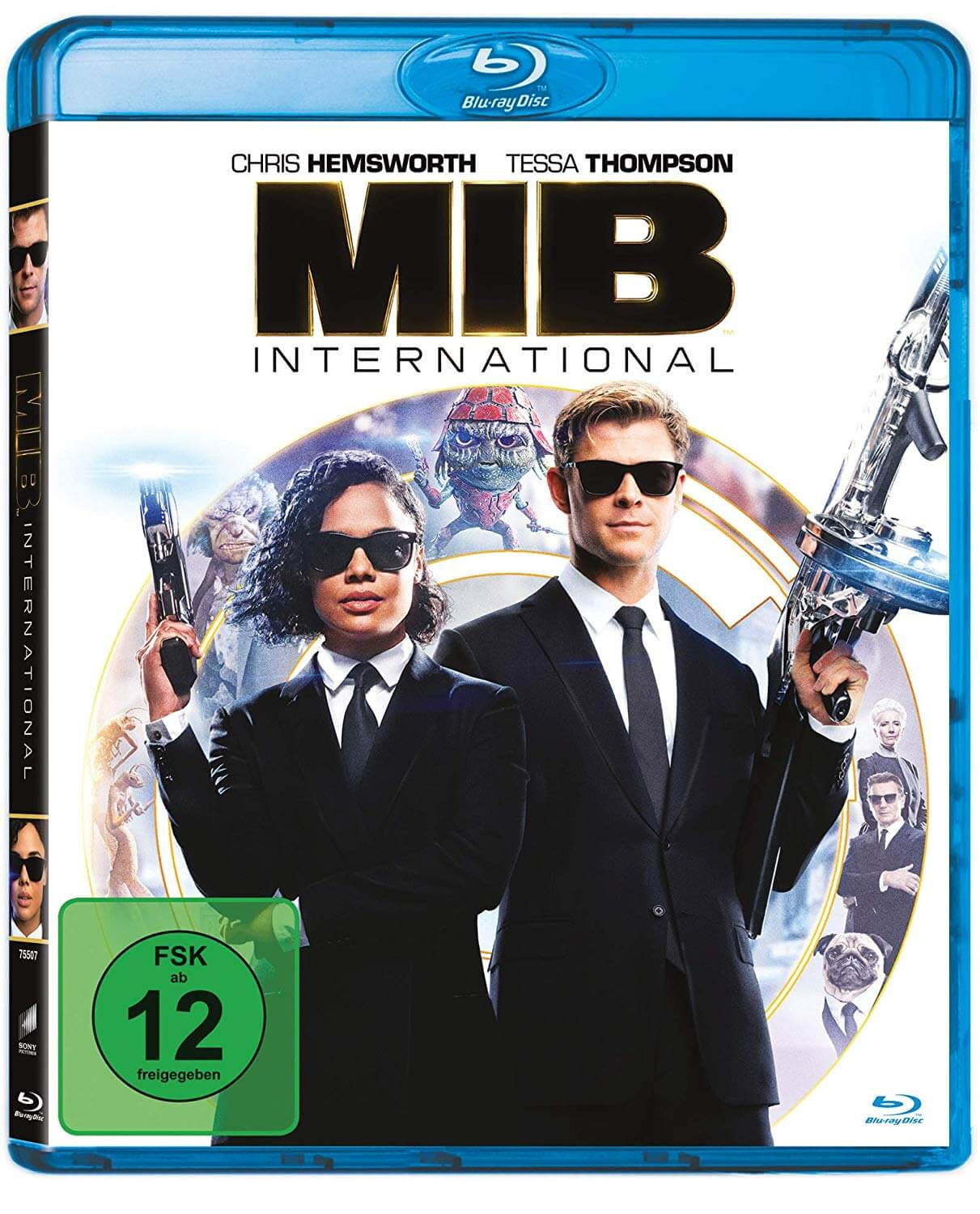 MIB International Blu-ray