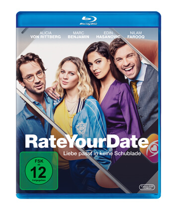 Rate your Date Blu-ray Review Testbericht