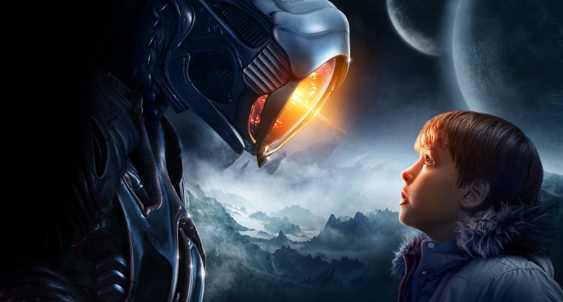Lost in Space Season 2 Reveal Trailer