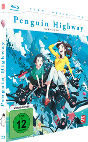 Penguin Highway Limited Edition