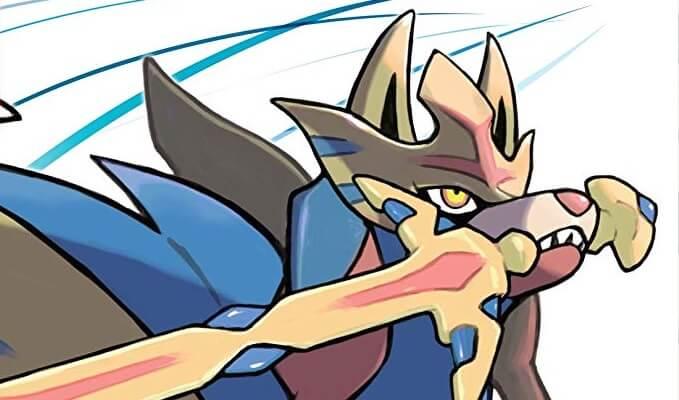 Pokémon Schwert Gewinnspiel