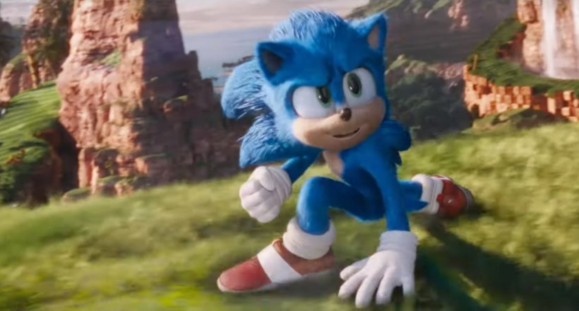 Neuer Sonic Trailer
