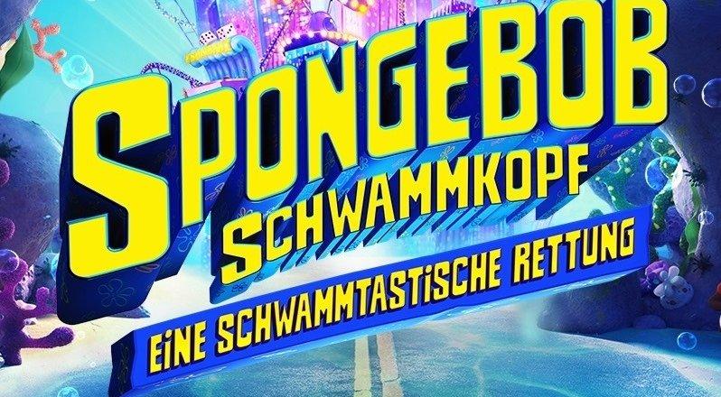Spongebob Schwammkopf: Eine schwammtastische Rettung Trailer
