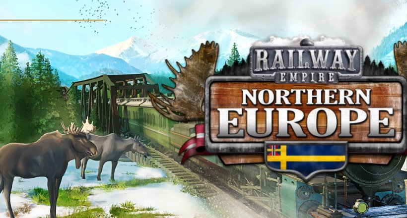 Railway Empire Northern Europe DLC