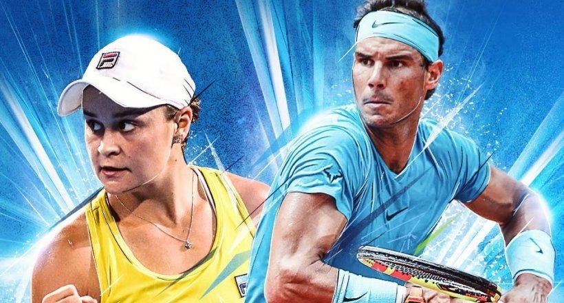 AO Tennis 2 Out now