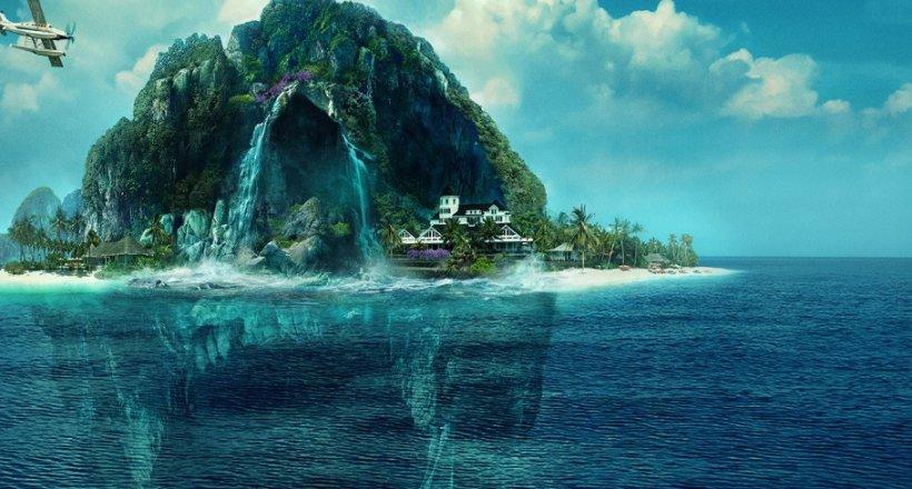 Blumhouse's Fantasy Island DVD Blu-ray