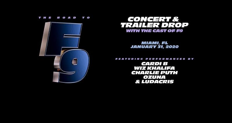 Fast & Furious 9 Teaser