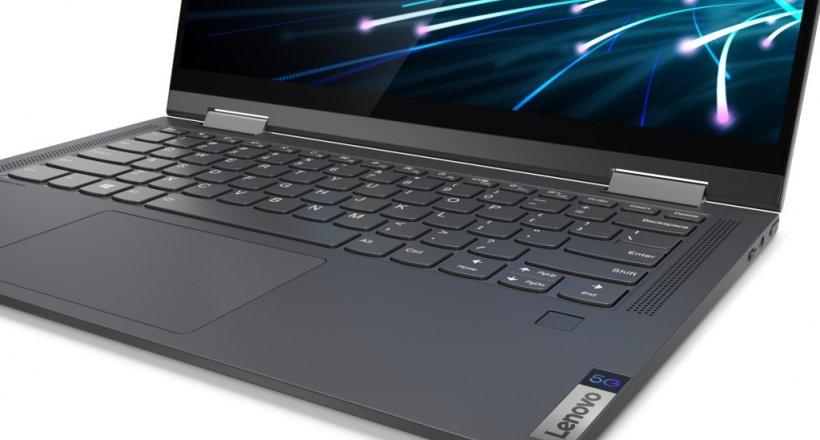 CES 2020 Lenovo Yoga 5G PC
