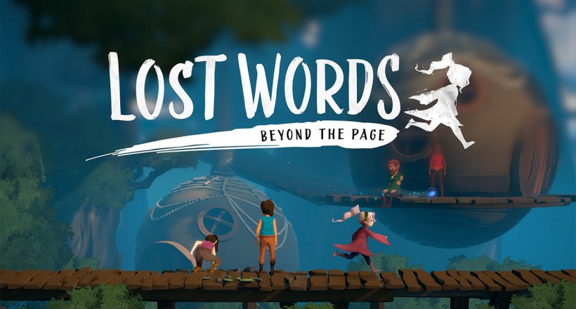 Lost Words Beyond the Page Gameplay Video