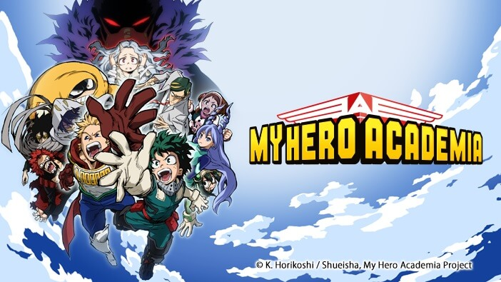 My Hero Academia Season 5 Start