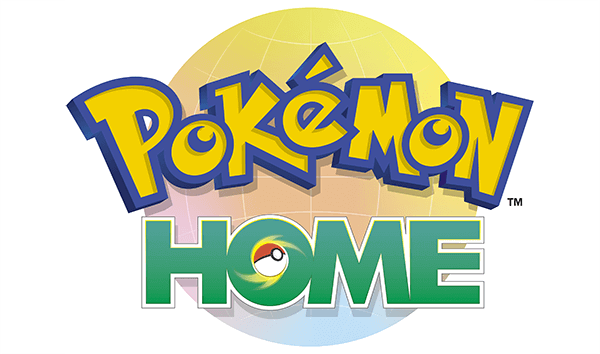 Pokemon Home Logo