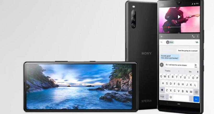 Sony Xperia L4 Ankündigung