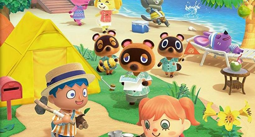 Animal Crossing New Horizons Eisenerz Guide