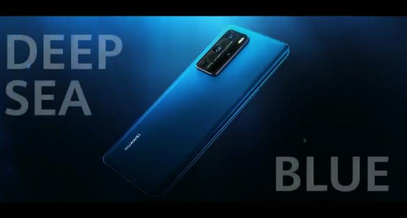 Huawei P40 Kamera