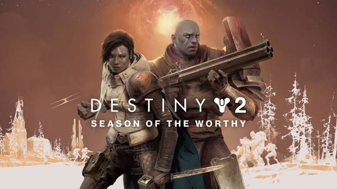 Destiny 2 Season of the Worthy