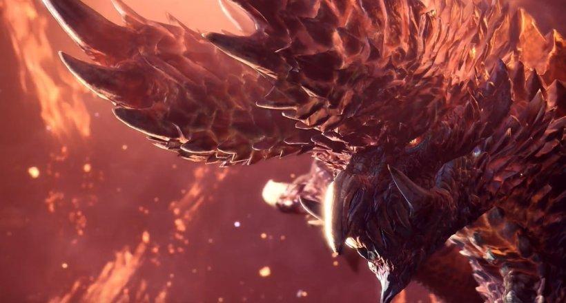 Monster Hunter World Iceborne Alatreon Update