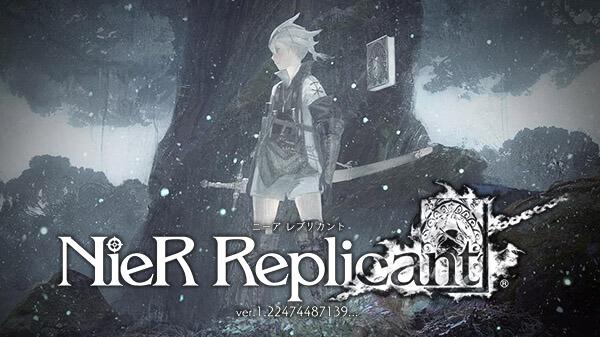 NieR Replicant ver.1.22474487139... Releasetermin (Nier Replicant ver1.2244487139... Gameplay)