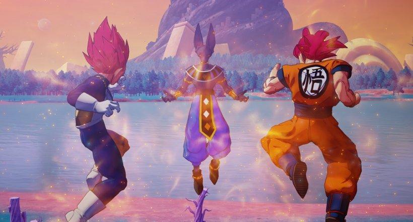 Dragon Ball Z Kakarot Eine neue Kraft erwacht DLC